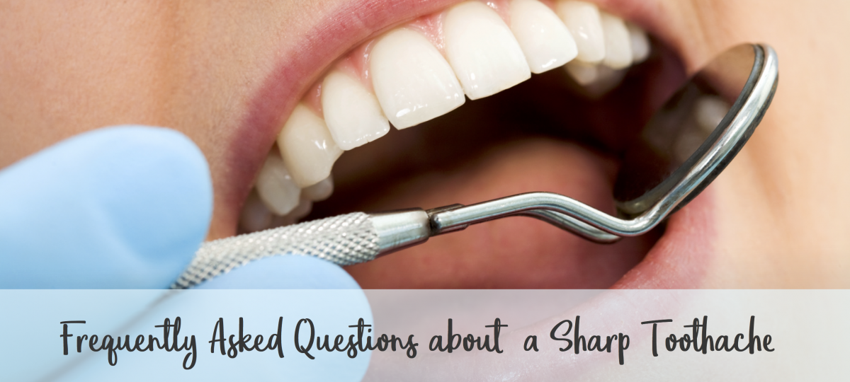 frequently asked questions about sharp intnese toothache