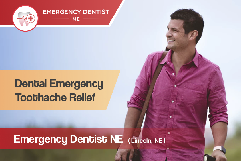 dental emergency toothache relief EDN